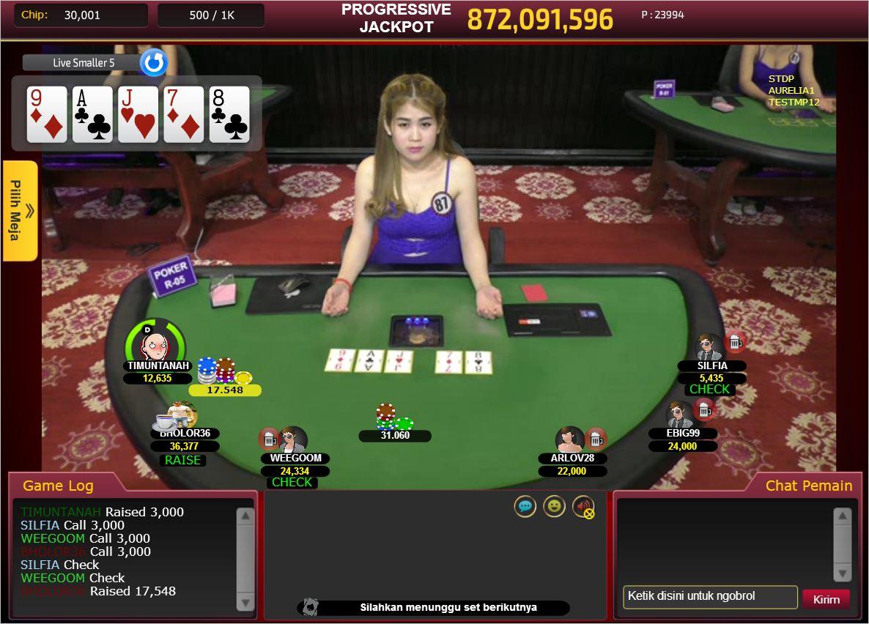 Cara Bermain Texas Poker Online