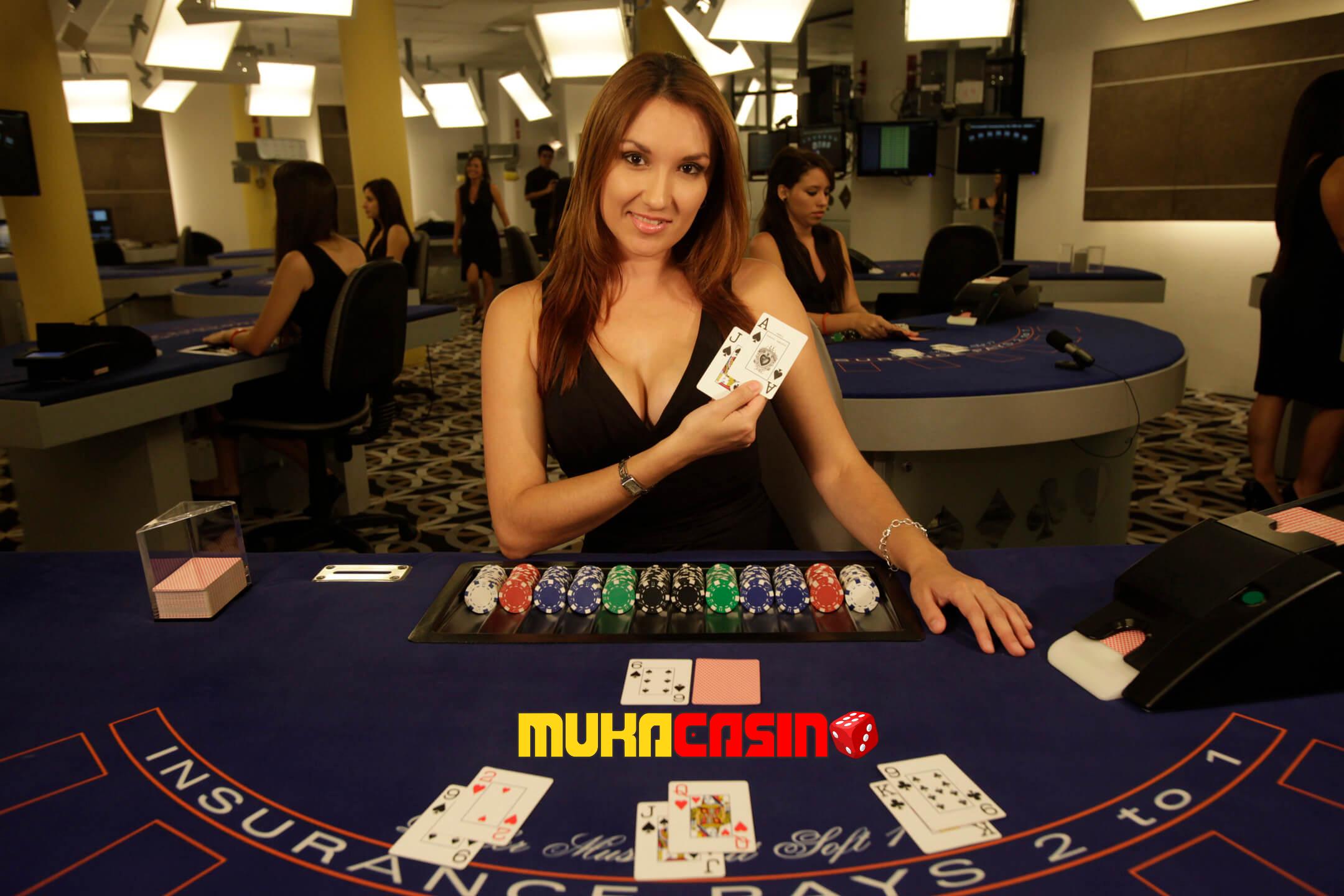 Blackjack live casino online